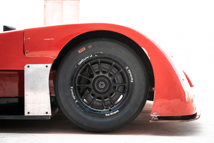2004 Van Diemen Formula X RF04 CFX 19