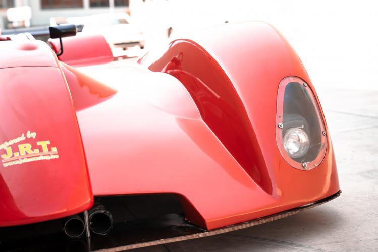 2004 Van Diemen Formula X RF04 CFX 21