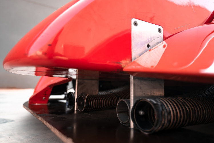 2004 Van Diemen Formula X RF04 CFX 22