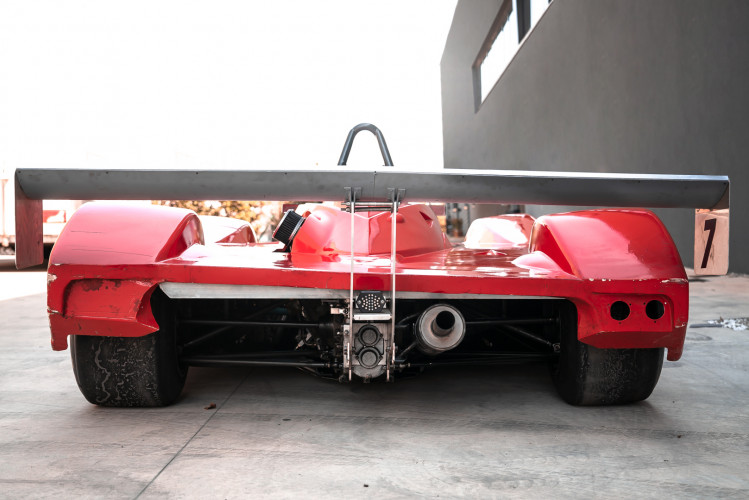 2004 Van Diemen Formula X RF04 CFX 10