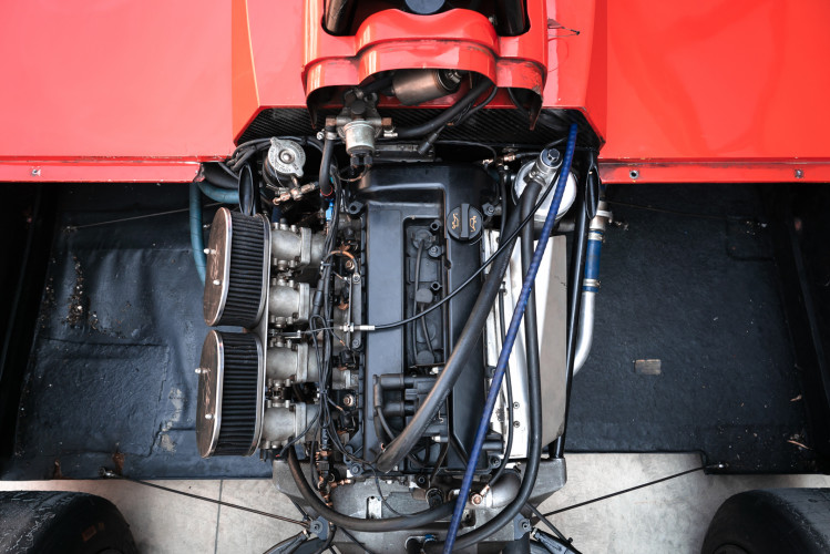 2004 Van Diemen Formula X RF04 CFX 52