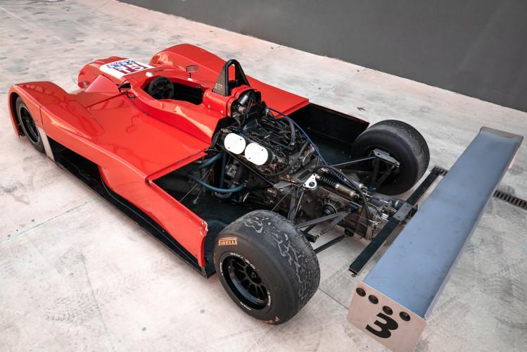 2004 Van Diemen Formula X RF04 CFX 48