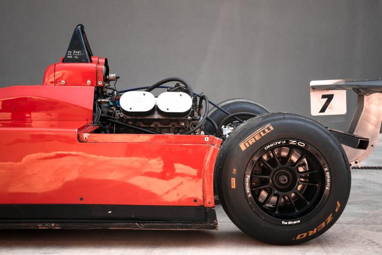 2004 Van Diemen Formula X RF04 CFX 49