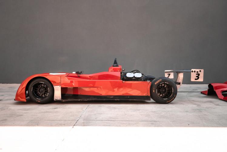 2004 Van Diemen Formula X RF04 CFX 50