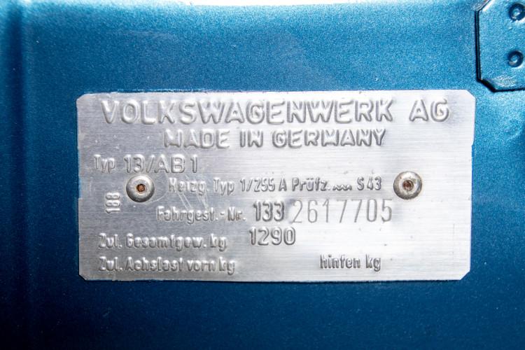 1973 Volkswagen Maggiolino 1300 49