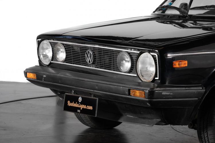 1985 Volkswagen Golf Cabriolet 12