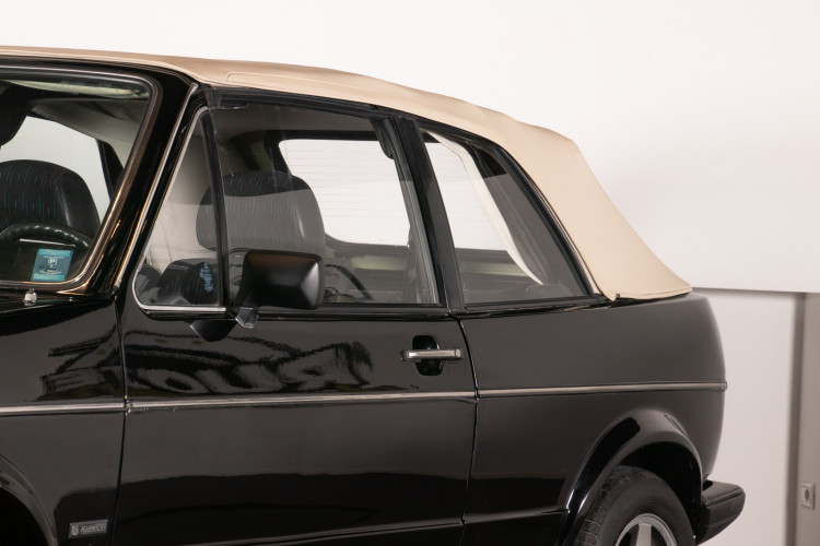 1985 Volkswagen Golf Cabriolet 11
