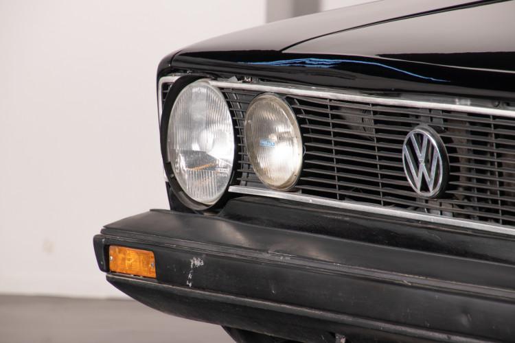 1985 Volkswagen Golf Cabriolet 13