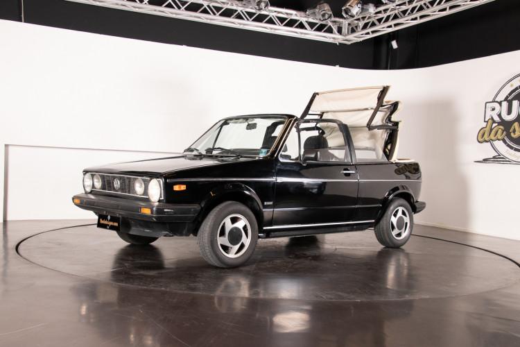 1985 Volkswagen Golf Cabriolet 22