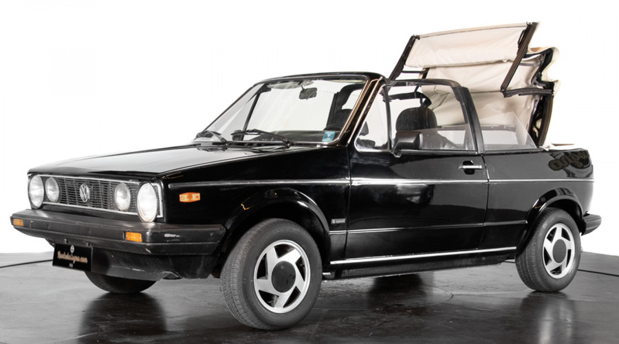 1985 Volkswagen Golf Cabriolet 10