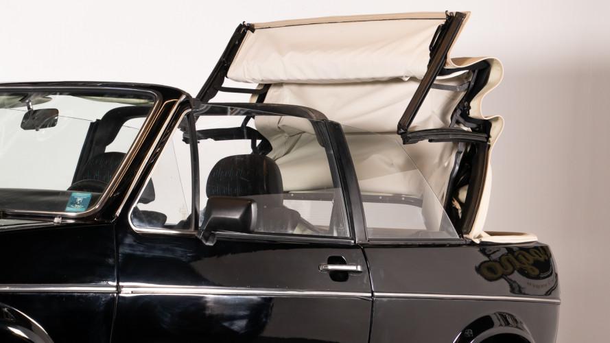 1985 Volkswagen Golf Cabriolet 19