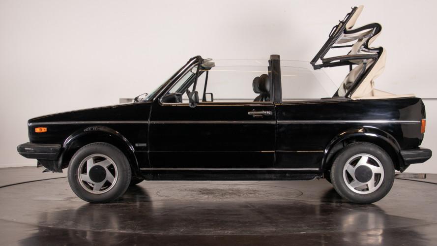 1985 Volkswagen Golf Cabriolet 20