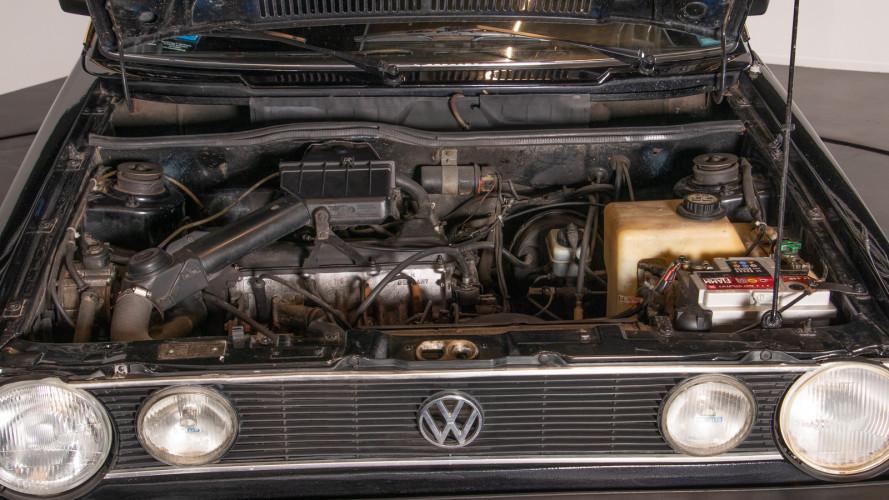 1985 Volkswagen Golf Cabriolet 23