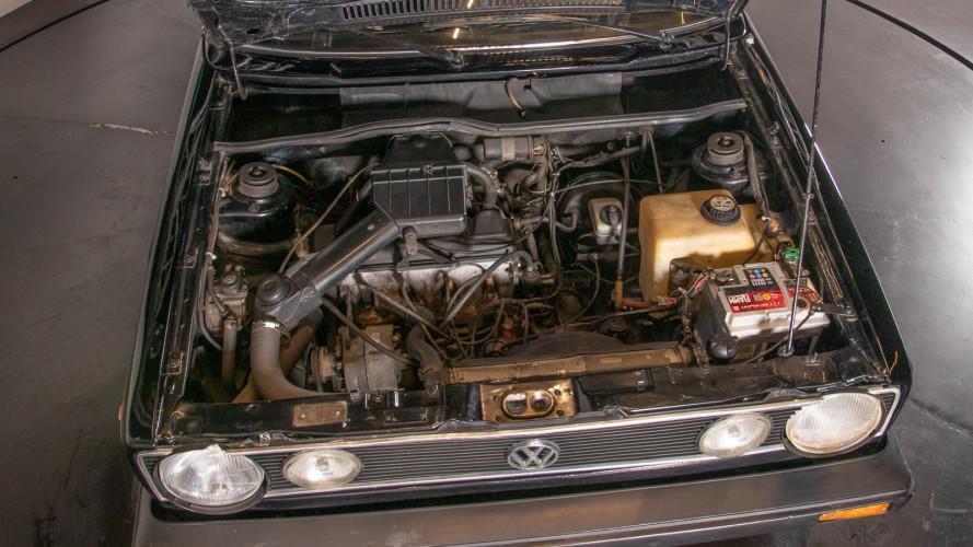 1985 Volkswagen Golf Cabriolet 24