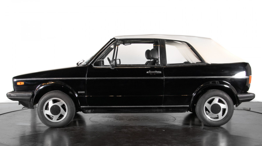 1985 Volkswagen Golf Cabriolet 1