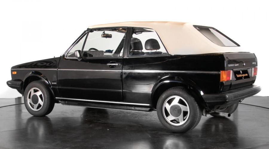 1985 Volkswagen Golf Cabriolet 2
