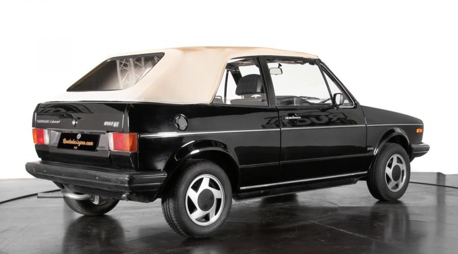 1985 Volkswagen Golf Cabriolet 6