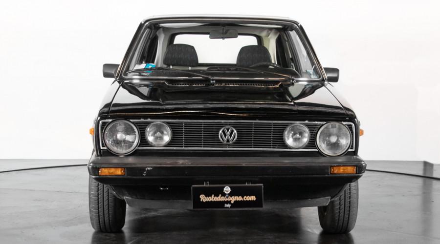 1985 Volkswagen Golf Cabriolet 7