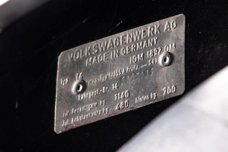 1965 Volkswagen Karmann Ghia 24