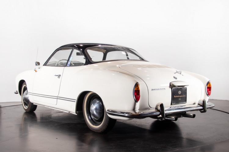 1965 Volkswagen Karmann Ghia 2