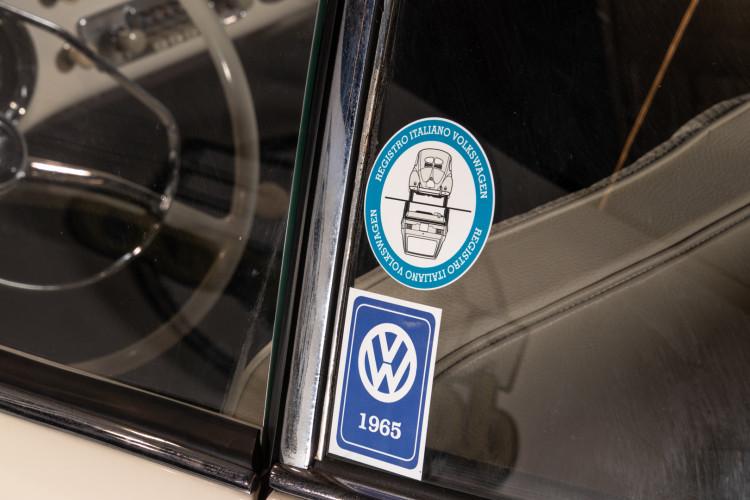 1965 Volkswagen Karmann Ghia 10