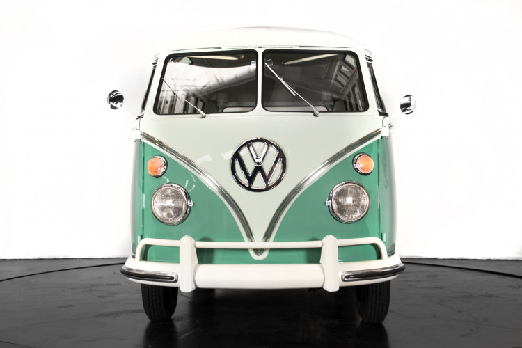 """1964 Volkswagen T1 """"21 windows"""" 12"""