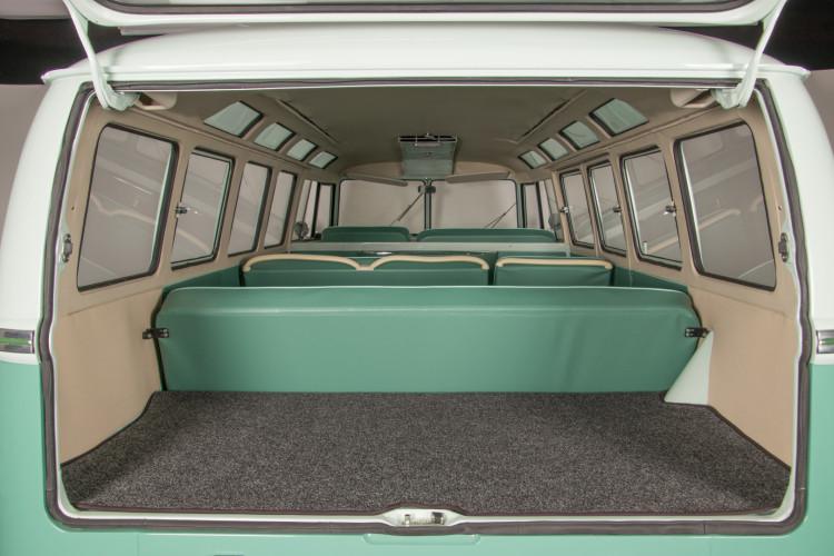 """1964 Volkswagen T1 """"21 windows"""" 53"""