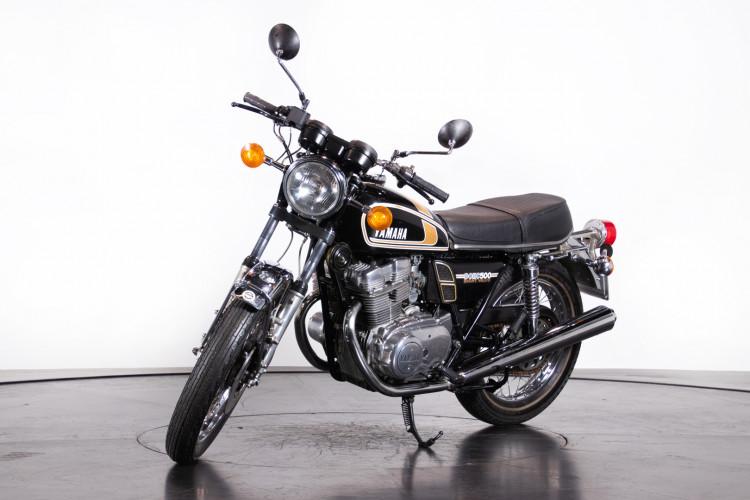 1976 Yamaha TX 500 1