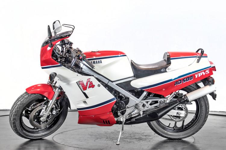 1985 YAMAHA RD 500 0