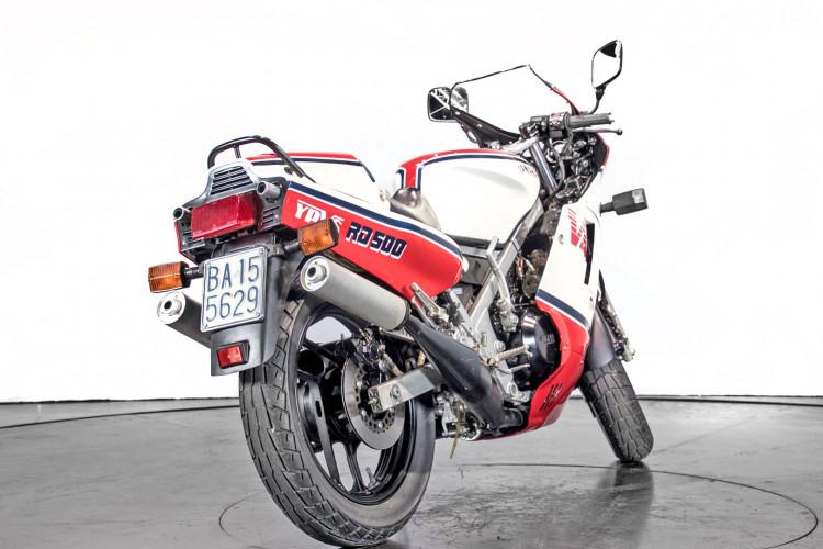 1985 YAMAHA RD 500 5