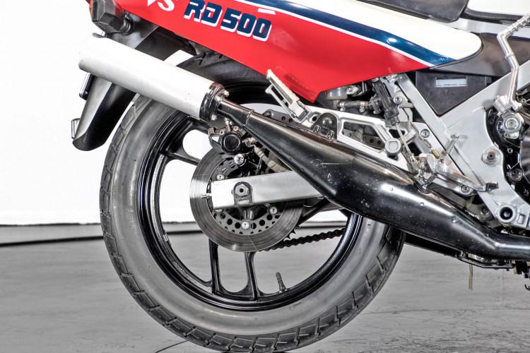 1985 YAMAHA RD 500 11