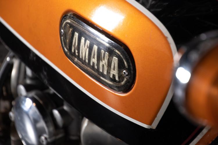 1972 Yamaha 650 XS 10