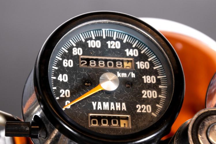 1972 Yamaha 650 XS 13