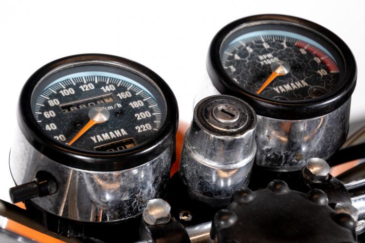 1972 Yamaha 650 XS 12