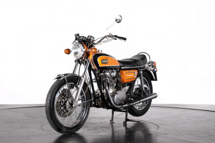 1972 Yamaha 650 XS 0