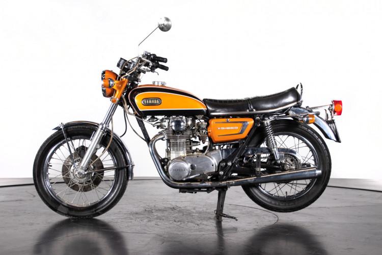 1972 Yamaha 650 XS 1