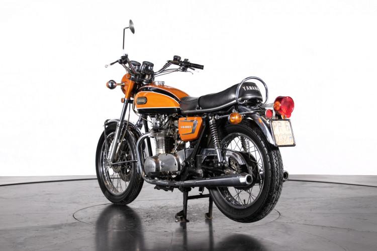 1972 Yamaha 650 XS 3