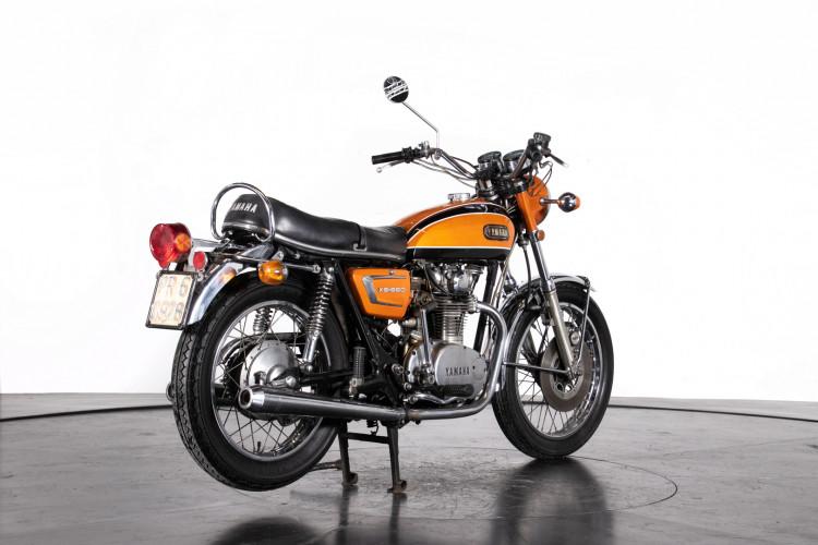 1972 Yamaha 650 XS 5