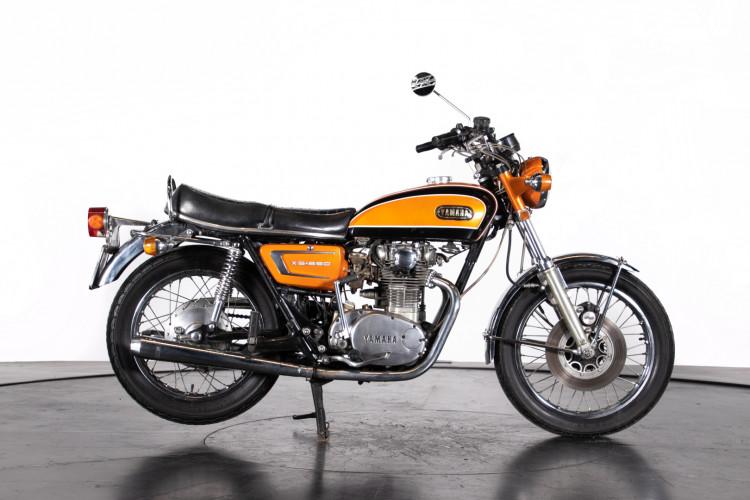 1972 Yamaha 650 XS 7