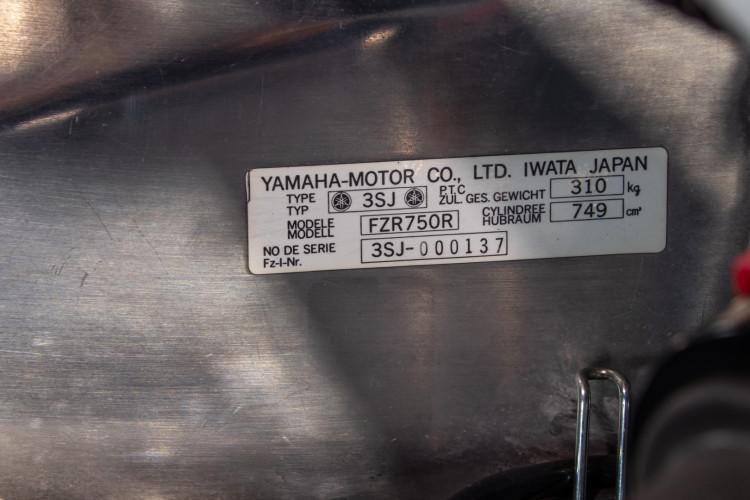 1989 Yamaha  FZR 750 R (OW01) 24
