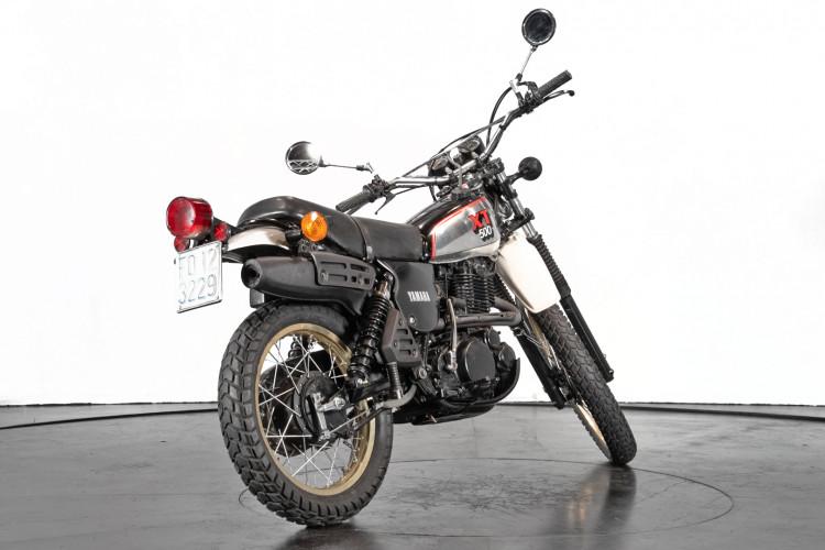 1981 Yamaha XT 500 5