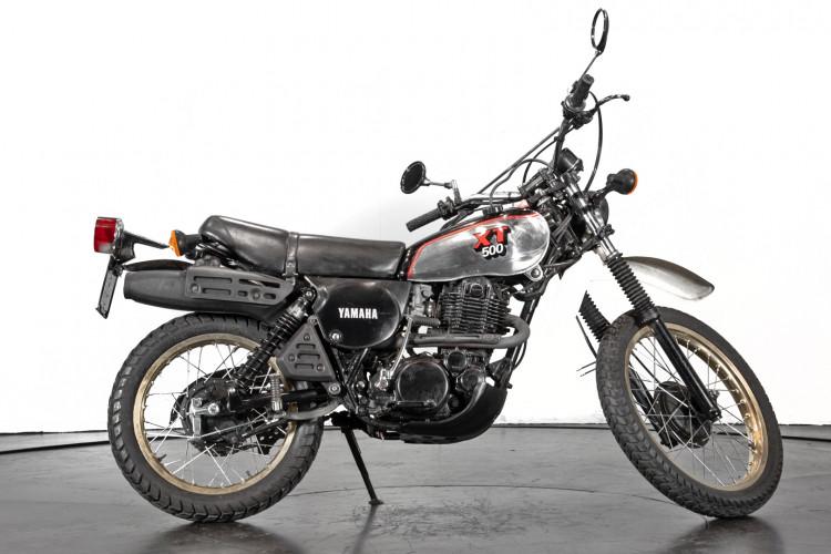1981 Yamaha XT 500 4