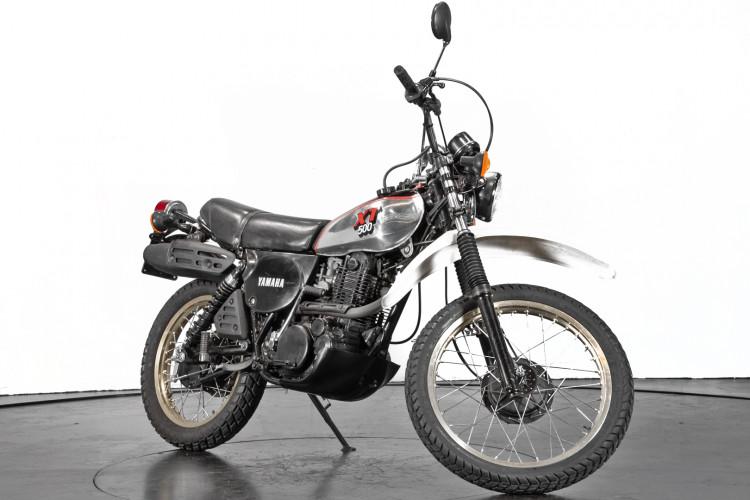 1981 Yamaha XT 500 3