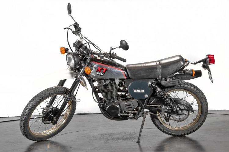 1981 Yamaha XT 500 0
