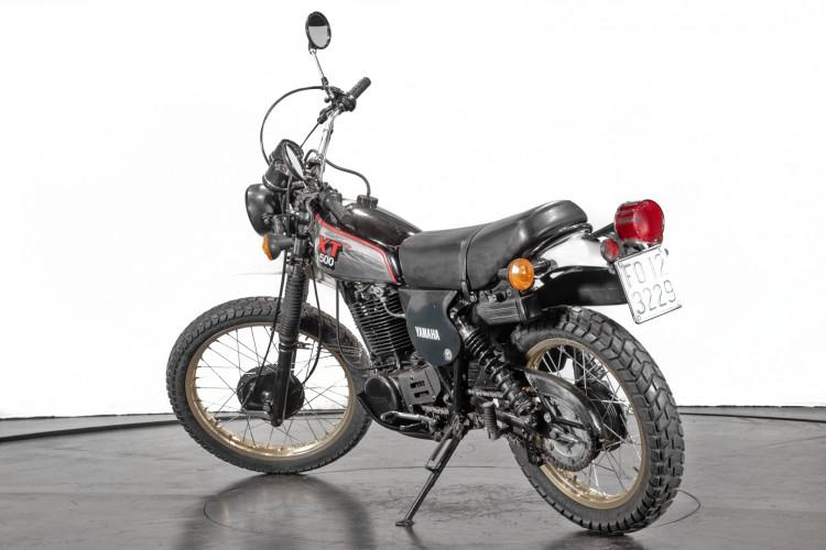 1981 Yamaha XT 500 7