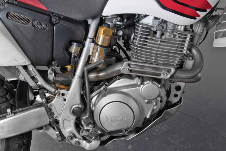 1999 Yamaha TTR 600 12