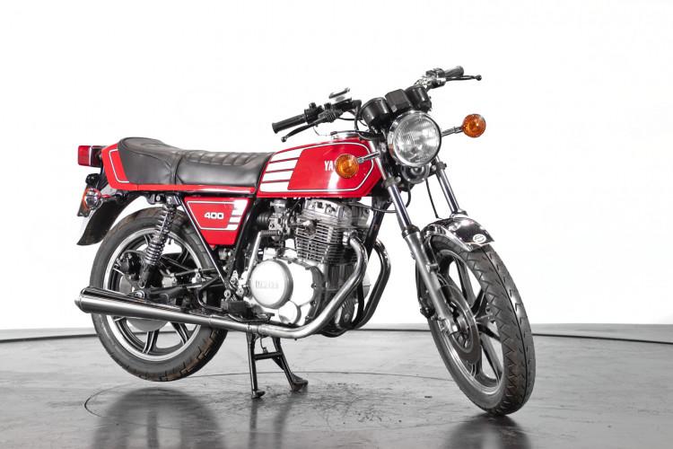 1980 Yamaha XS 400 3