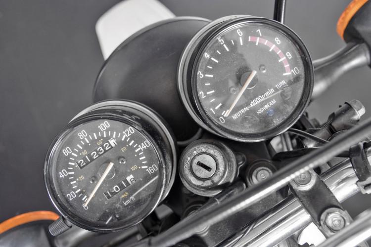 1983 Yamaha XT 500 13