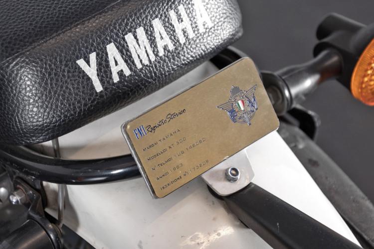 1983 Yamaha XT 500 5