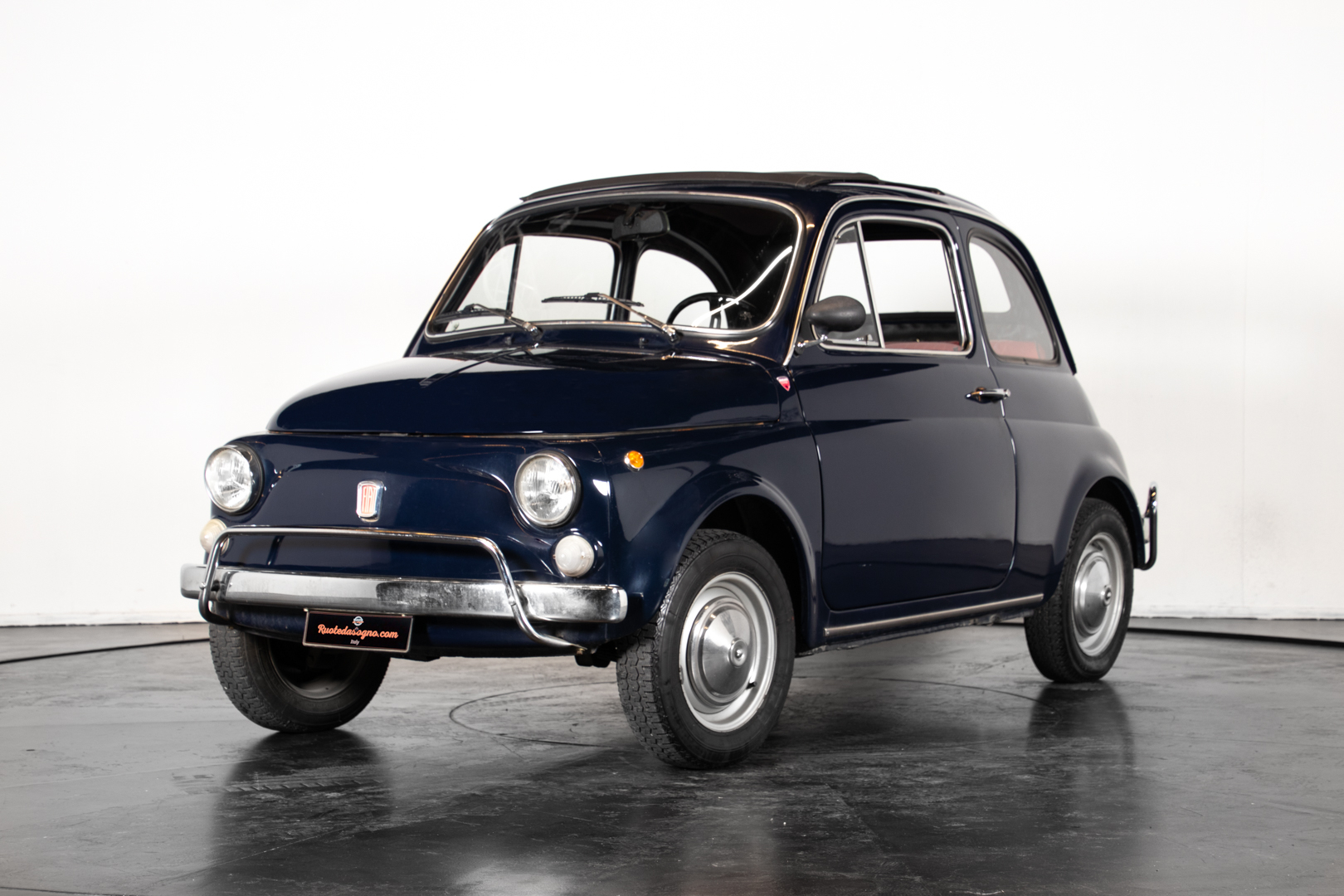 1972 fiat 500 l fiat oldtimer automobilen ruote da. Black Bedroom Furniture Sets. Home Design Ideas
